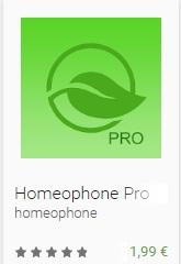 HomeoPhonePro