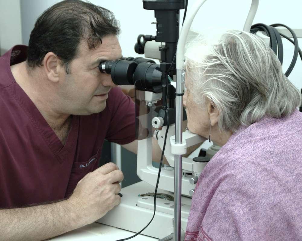 iridiologia